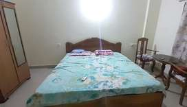 Fully furnished one room & kitchen