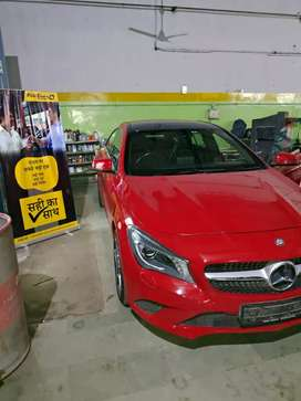 Mercedes CLA200 ,Red beauty for sale