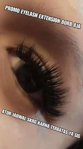 Eyelash extension medan-percut