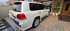 Toyota Land Cruiser ZX in immaculate condition for Sale