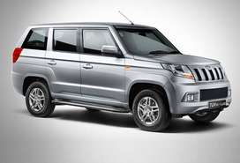 we have 3 suvs(xuv500,tuv,bolero) only for rent