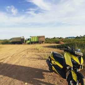 Motor Yamaha X max 250cc
