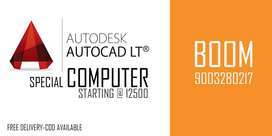 AUTOCAD - SPECIAL CPU - LATEST VERSION SUPPORTED | 10 X FASTER | WIFI