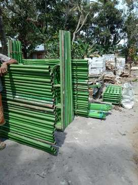 scaffolding andang steger (# 2)kapolding besi