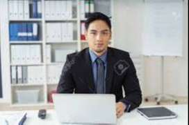 Urgently required male/female front office executive at Madhapur area