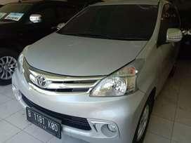 Toyota Avanza G mt th 2012 #
