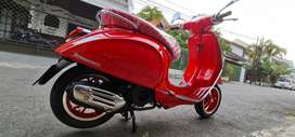 PRIMAVERA RED EDITION LIMITED only 100 unit in Indonesia