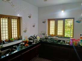 thrissur vadakachery pathiyaram 70 cent 4 bhk villa
