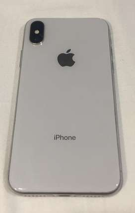 Iphone X 64gb excellent condition