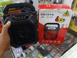 Speaker JFJ 668 Suara Besar Bluetooth
