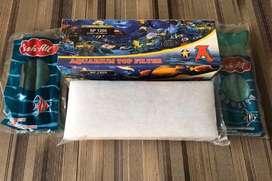 Siap meluncur paket aquarium 60x30x30