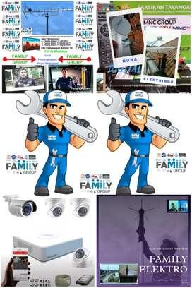 Pasang Antena TV Jagakarsa