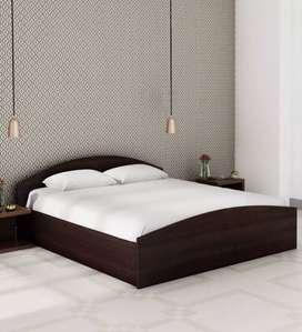 Up to 60 % off offer vailid for 5 days queen Saiz bed injiniyar wood