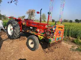 2009 model 640 tractors number lugha ha