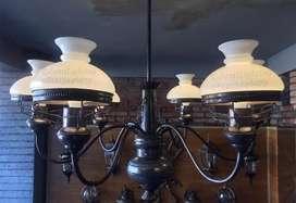 Promo lampu gantung antik kuningan klasik minimais lawasan