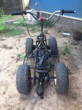 Mini Mud rider