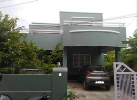 MAGNIFICIENT 3BED ROOM 1560SQ FT 5CENTS HOUSE IN KOLAZHY,TSR