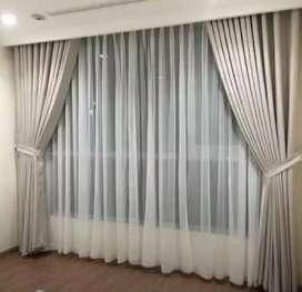 Jayaguna interior gorden jendela minimalis