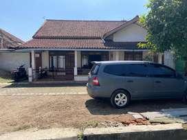 Dijual cepat rumah 1 lantai lokasi di JL Ibrahim Adjie Kota Bandung