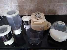 Mixer grinder set