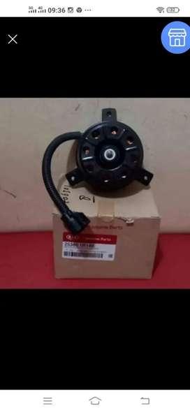 Motor Radiator Cooling Fan