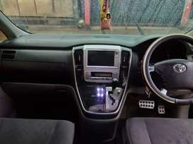 Toyota Alphard 2.4.2WD AT 2006