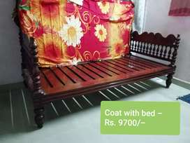 Coat with bed for sale