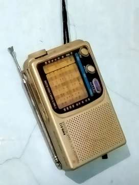Radio Kecil Sw Am Fm