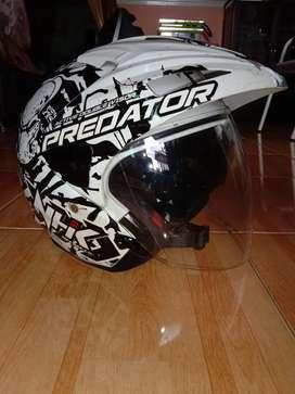 NHK Helmets Predator DOT