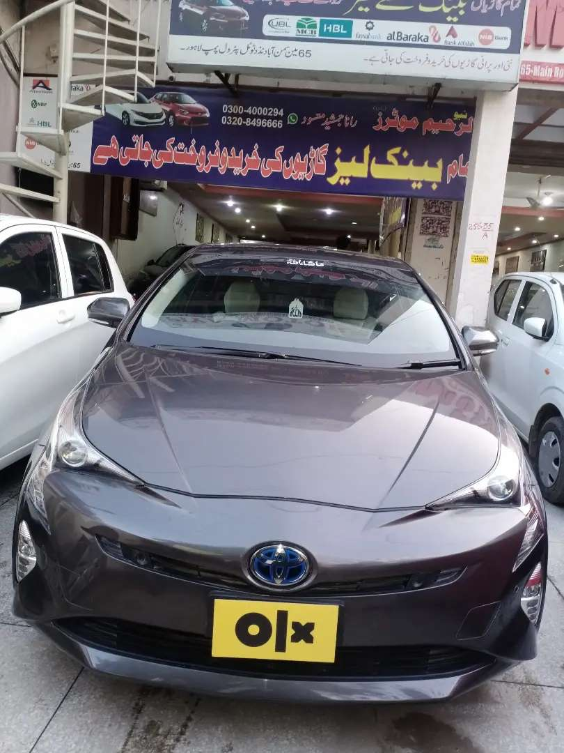 Toyota Prius 2016/2018 Already Bank Leased 0