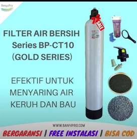 Filter air bersih 1054 untuk air keruh dan berbau
