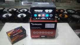 Head unit rockgate DVT-6090 mirorlink + camera mundur led