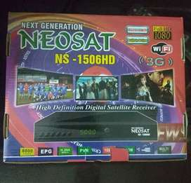 Neosat NS 1506-HD.Built in wifi.just 2499.Rs