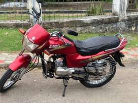 Hero Honda Passion 2001