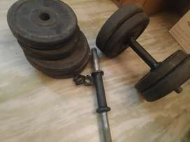 Dumbbells weights