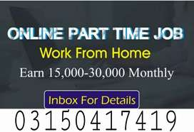 Part time full time job for males and females...