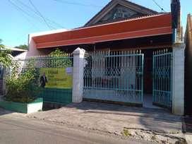 Dijual Rumah + Gudang Petemon, Dekat Arjuno Diponegoro Kedungdoro