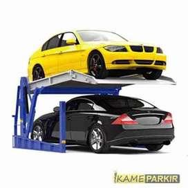 Lift parkir mobil sedan susun