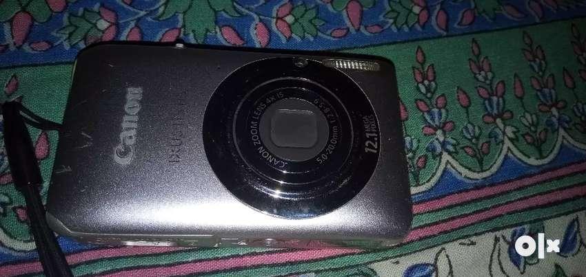 Canon point & shoot camera 0