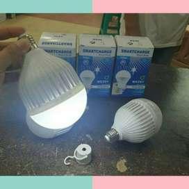 Lampu emergency 28watt bohlam sentuh 28 watt Original Wezey 28w