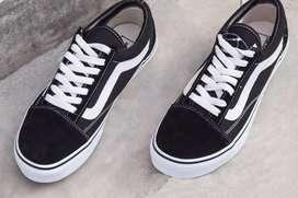 Vans Oldskool black japan