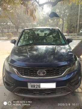 Brand New car TATA HEXA XM only 24000 km used