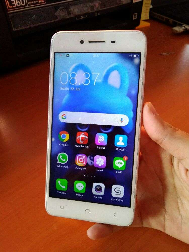 Oppo A37 Rose Gold 0