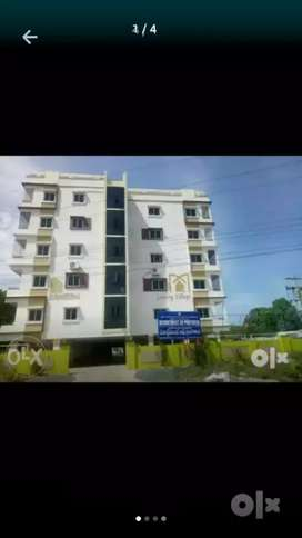 2bhk apartment for rent near Mangalagiri Railway Station  vijayawada