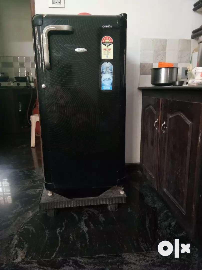 Whirlpool refrigerator 0
