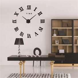 Jam dinding Modern minimalis Diameter 80-130cm