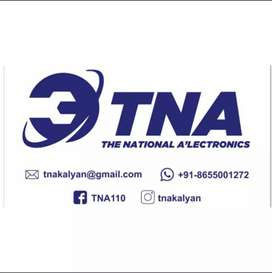 TNA *The National A'LECTRONICS*