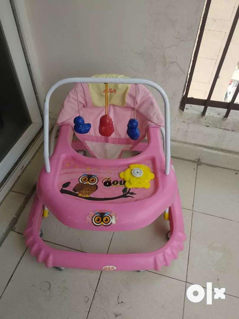 Baby walker of BSA 0