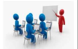 Provide home tuition from class 1 to class 7