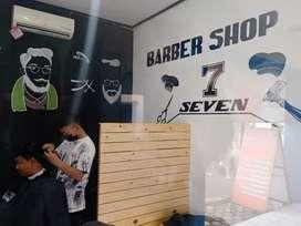 Di jual peralatan barbershop komplit. Total